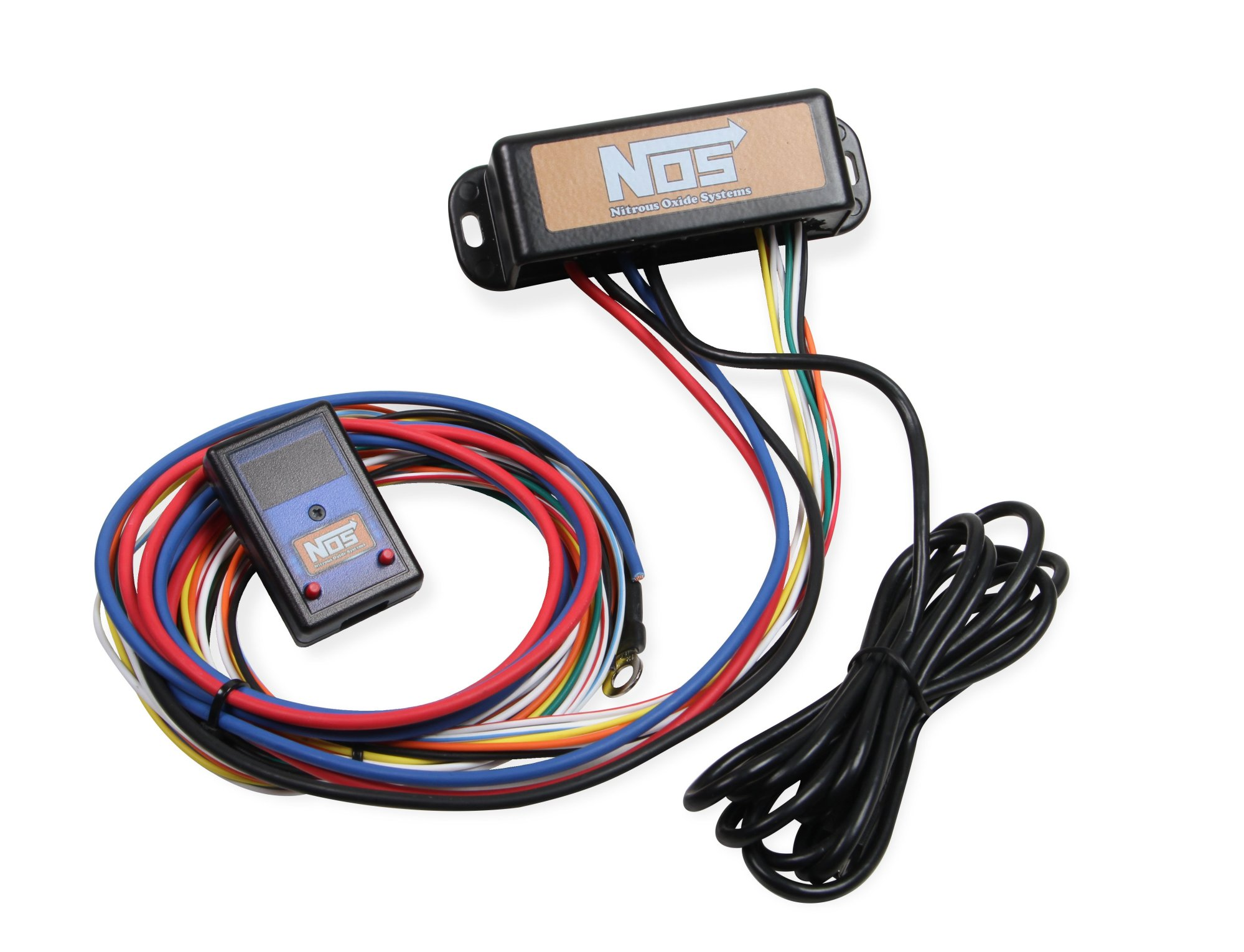 hight resolution of 15974nos nos mini 2 stage progressive nitrous controller image