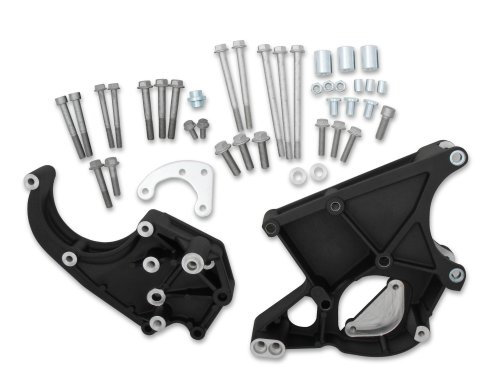 small resolution of 20 132bk ls lt accessory drive bracket passenger s driver s side brackets