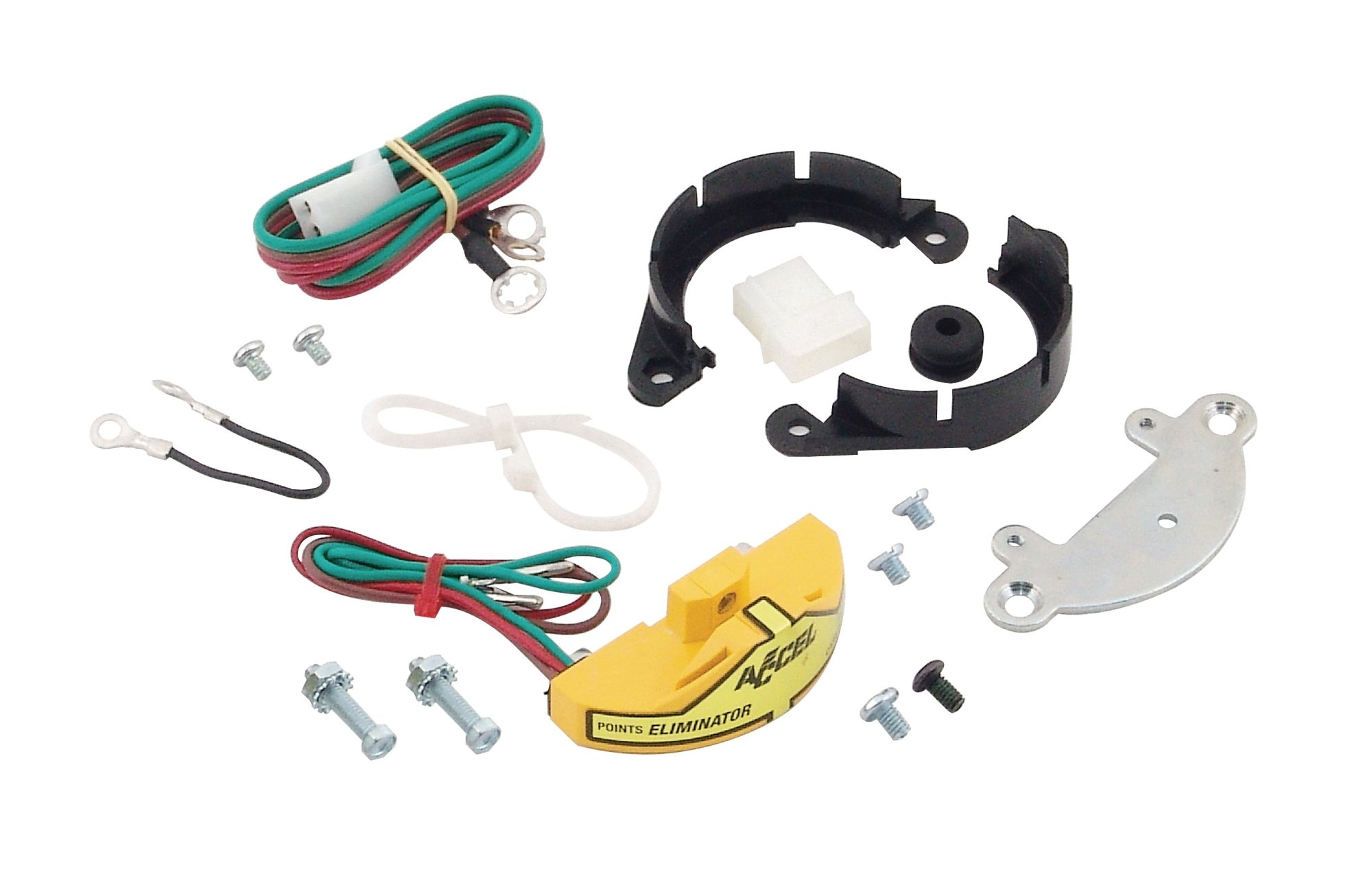 hight resolution of 2010acc points eliminator kit for gm v 8 points distributors image