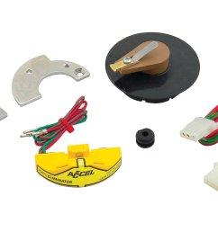 points eliminator kit for ford motorcraft points distributors [ 3015 x 1762 Pixel ]