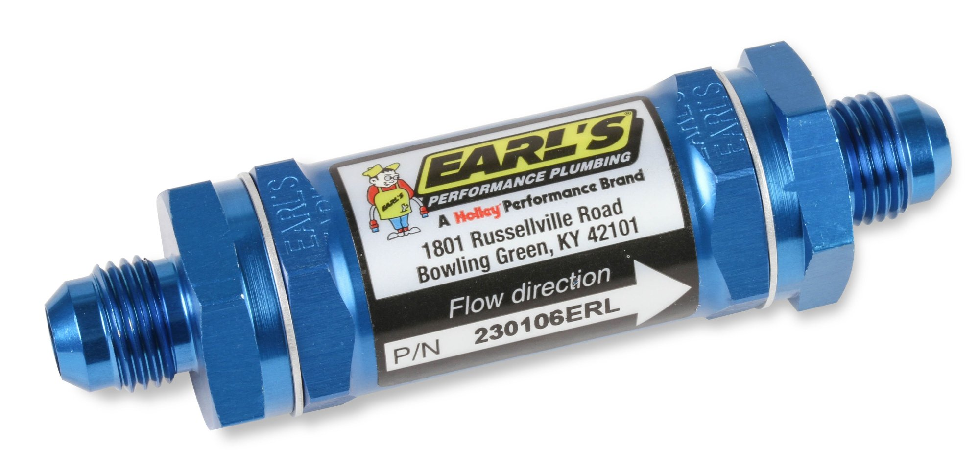 hight resolution of 230106erl earls fuel filter image