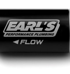 230606erl earls billet fuel filter image [ 2154 x 1274 Pixel ]