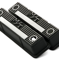 241 83 m t valve covers for small block chevy engines satin [ 4572 x 3324 Pixel ]
