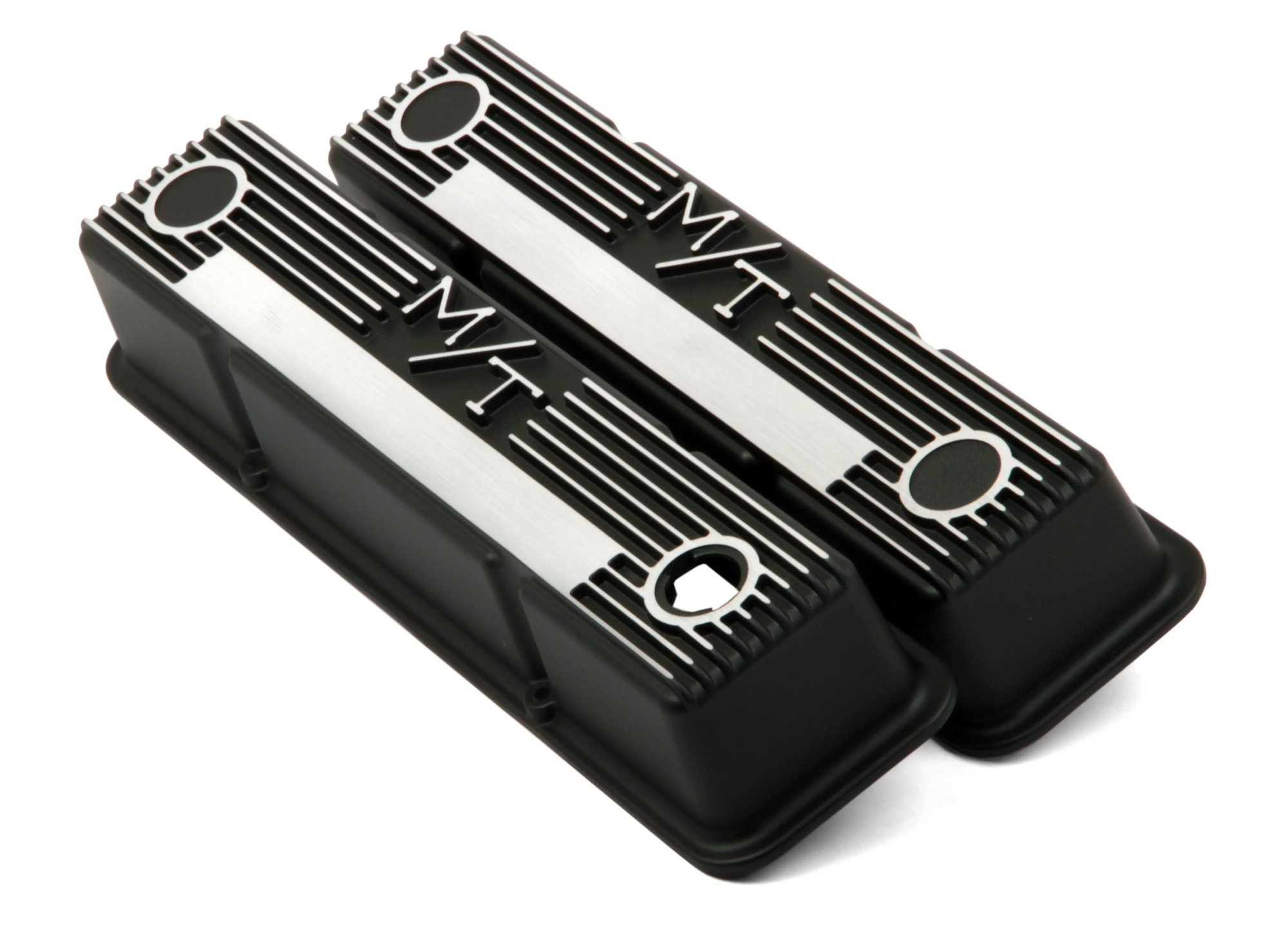 hight resolution of 241 83 m t valve covers for small block chevy engines satin