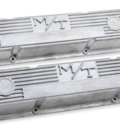 241 86 m t valve covers for small block chevy engines natural [ 4145 x 2363 Pixel ]