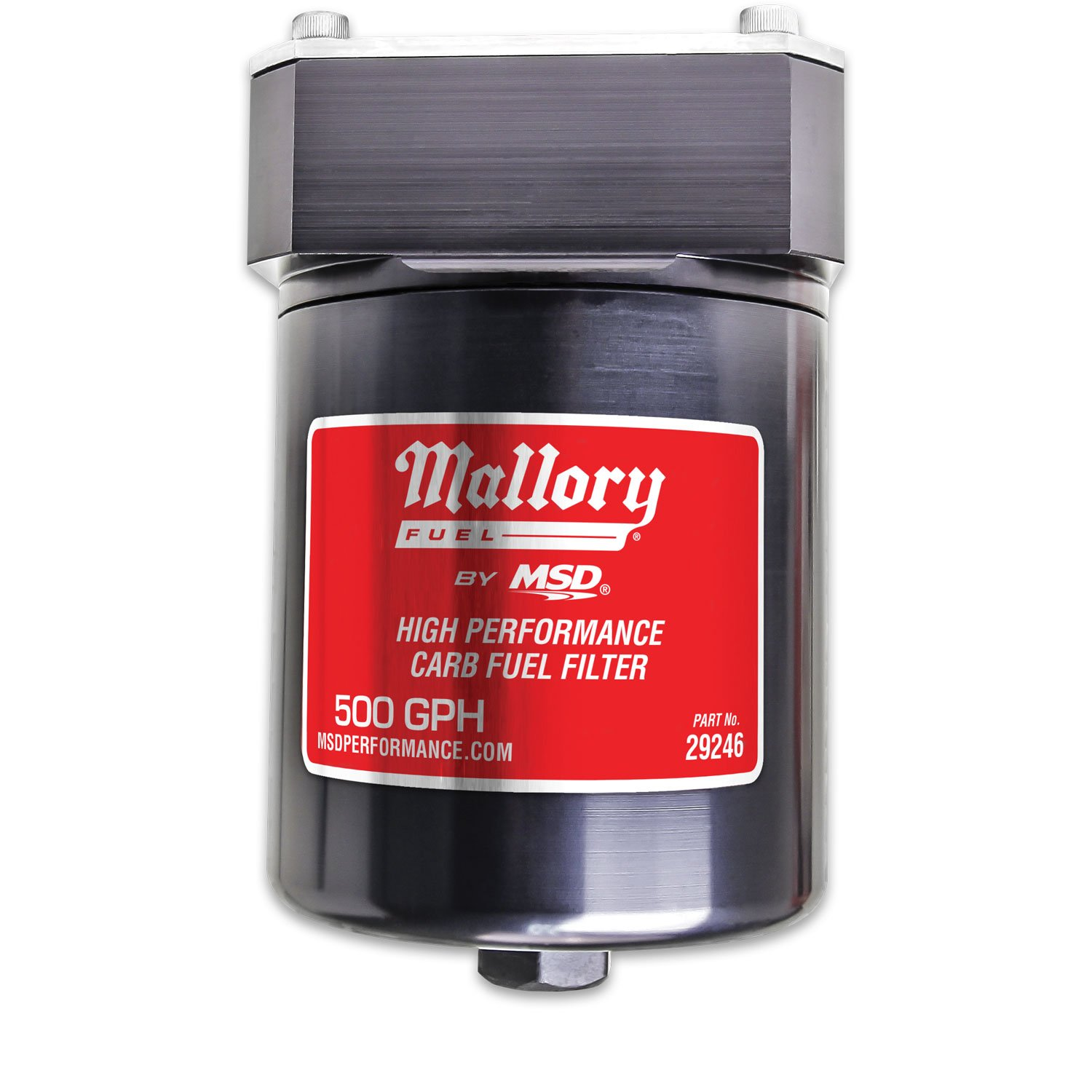 hight resolution of 29246 mallory high performance fuel filter image
