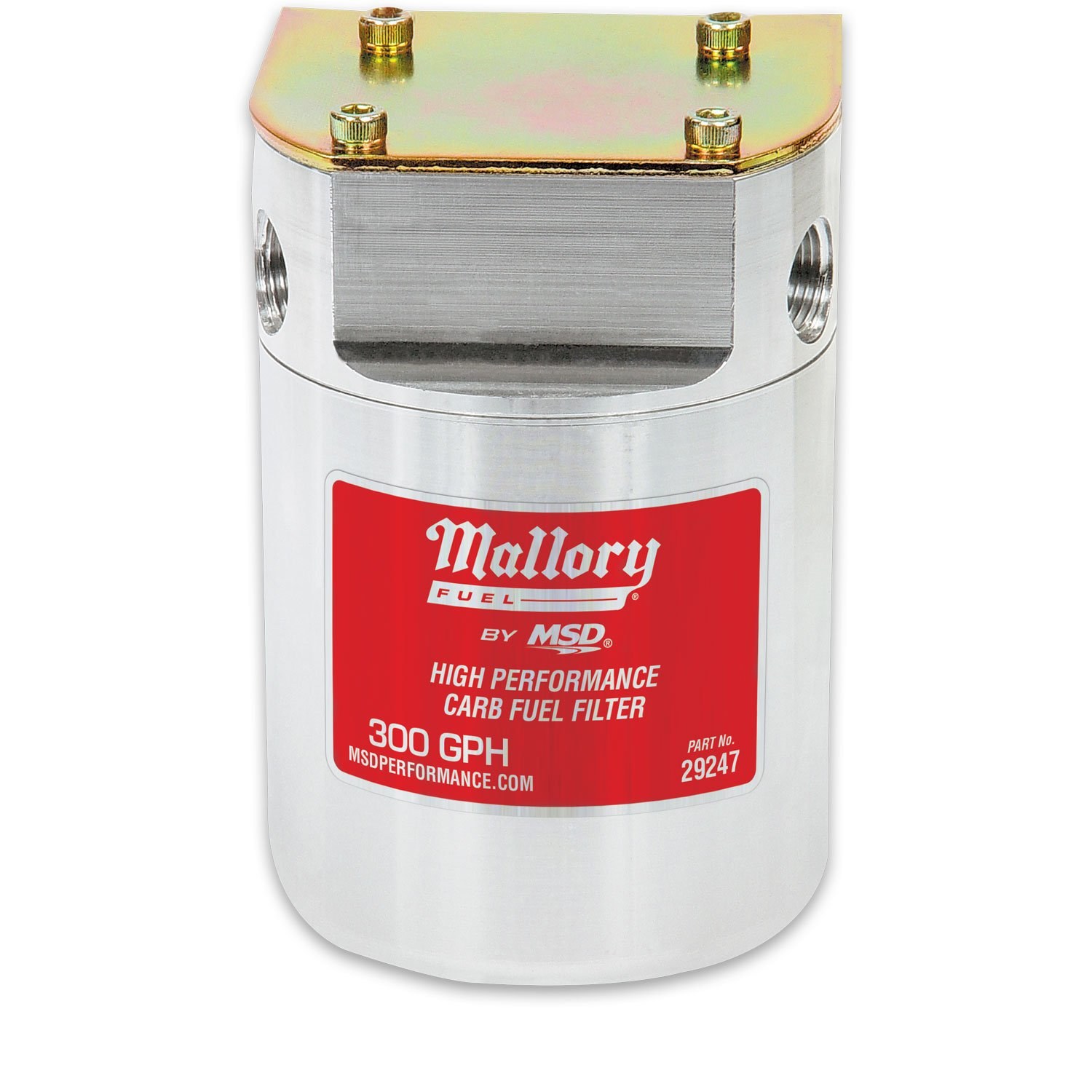 hight resolution of 29247 mallory low pressure carbureted fuel filter image
