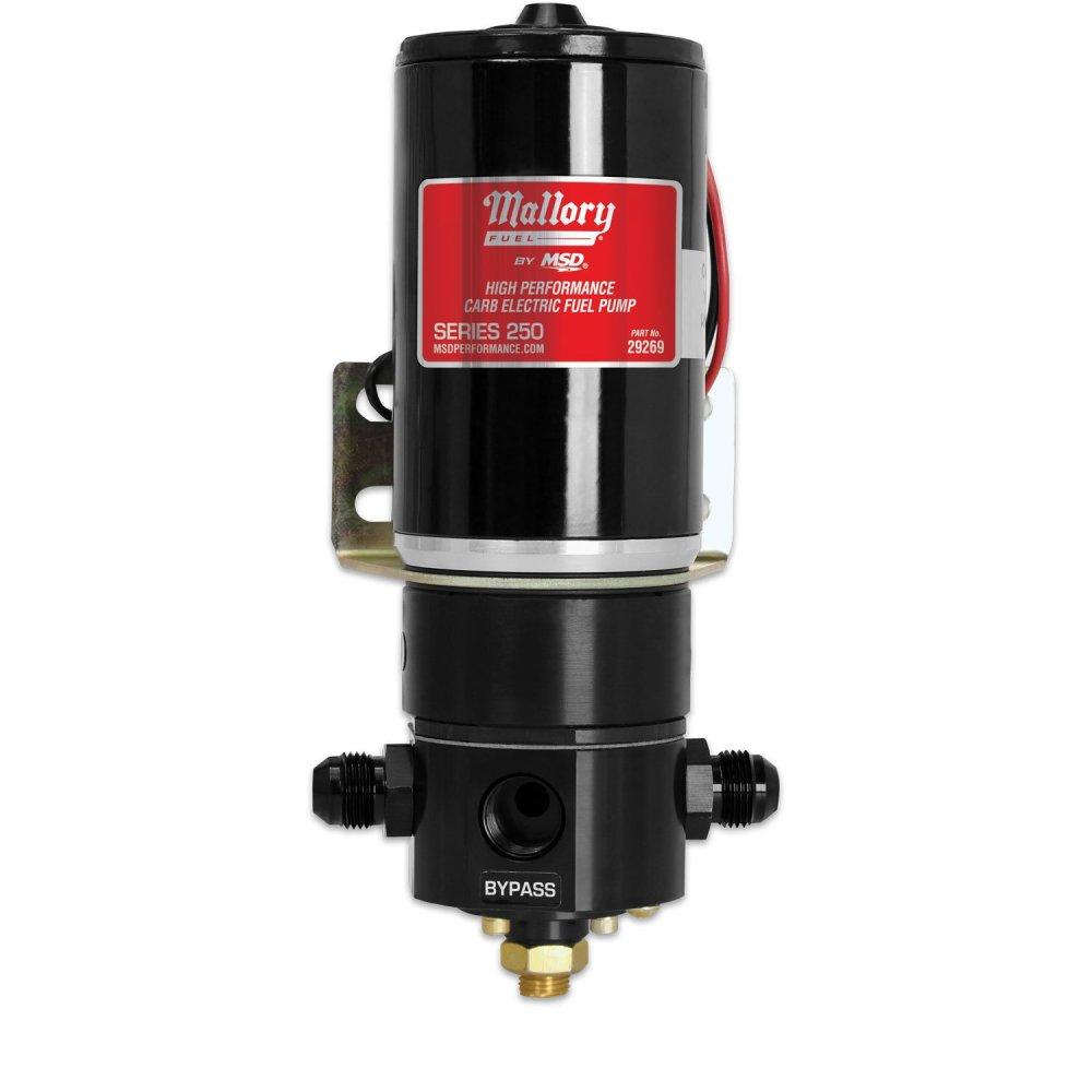 medium resolution of 29269 mallory 250 gas fuel pump image