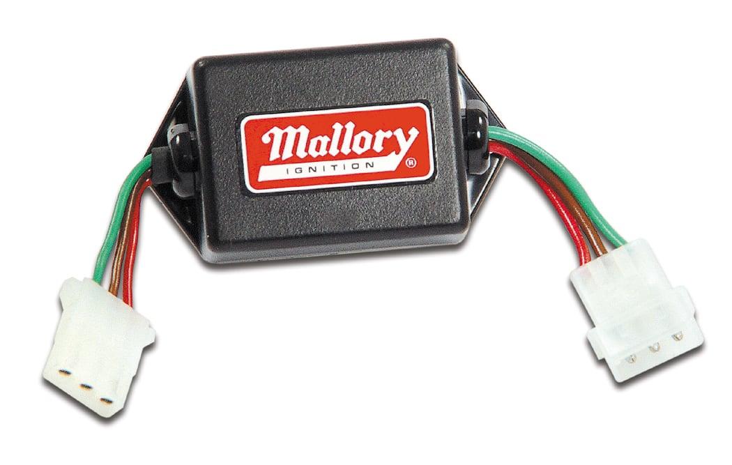 Msd Hei Distributor Wiring Diagram On Mallory Unilite Wiring Diagram