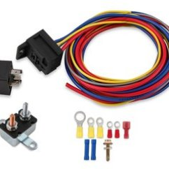 Two Way Light Switch Wiring Diagram Nz Goulds Jet Pump Msd Performance Products Official Site Electric Fuel Harn Relay Kit 30a