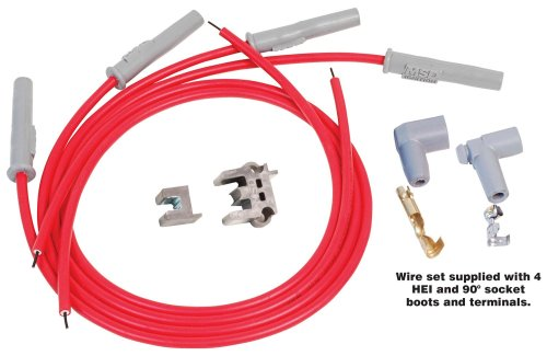 small resolution of 31159 super conductor spark plug wire set 4 cyl multi angle plug socket