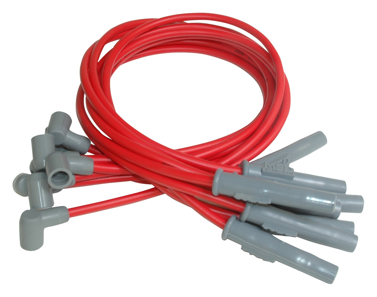 hight resolution of 31379 super conductor spark plug wire set chevy 366 454 socket image