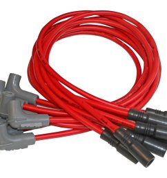 msd 32149 super conductor spark plug wire set lt1 camaro 93 96 lt1 optispark lt1 msd wiring [ 1500 x 1172 Pixel ]
