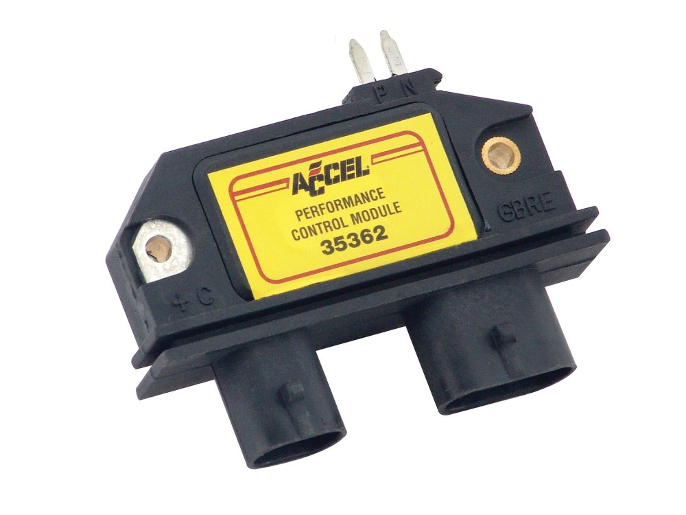 medium resolution of 35362 high performance ignition module for gm remote mount coil hei image