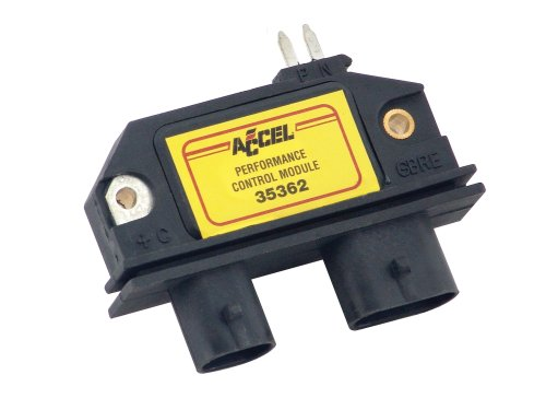 small resolution of 35362 high performance ignition module for gm remote mount coil hei image