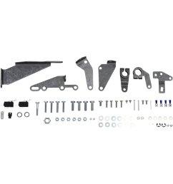 3730005 hurst v matic automatic shifter installation kit image [ 1500 x 1500 Pixel ]