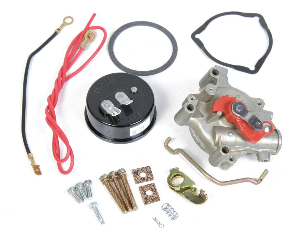 medium resolution of choke components holley performance products holley carb choke wiring diagram