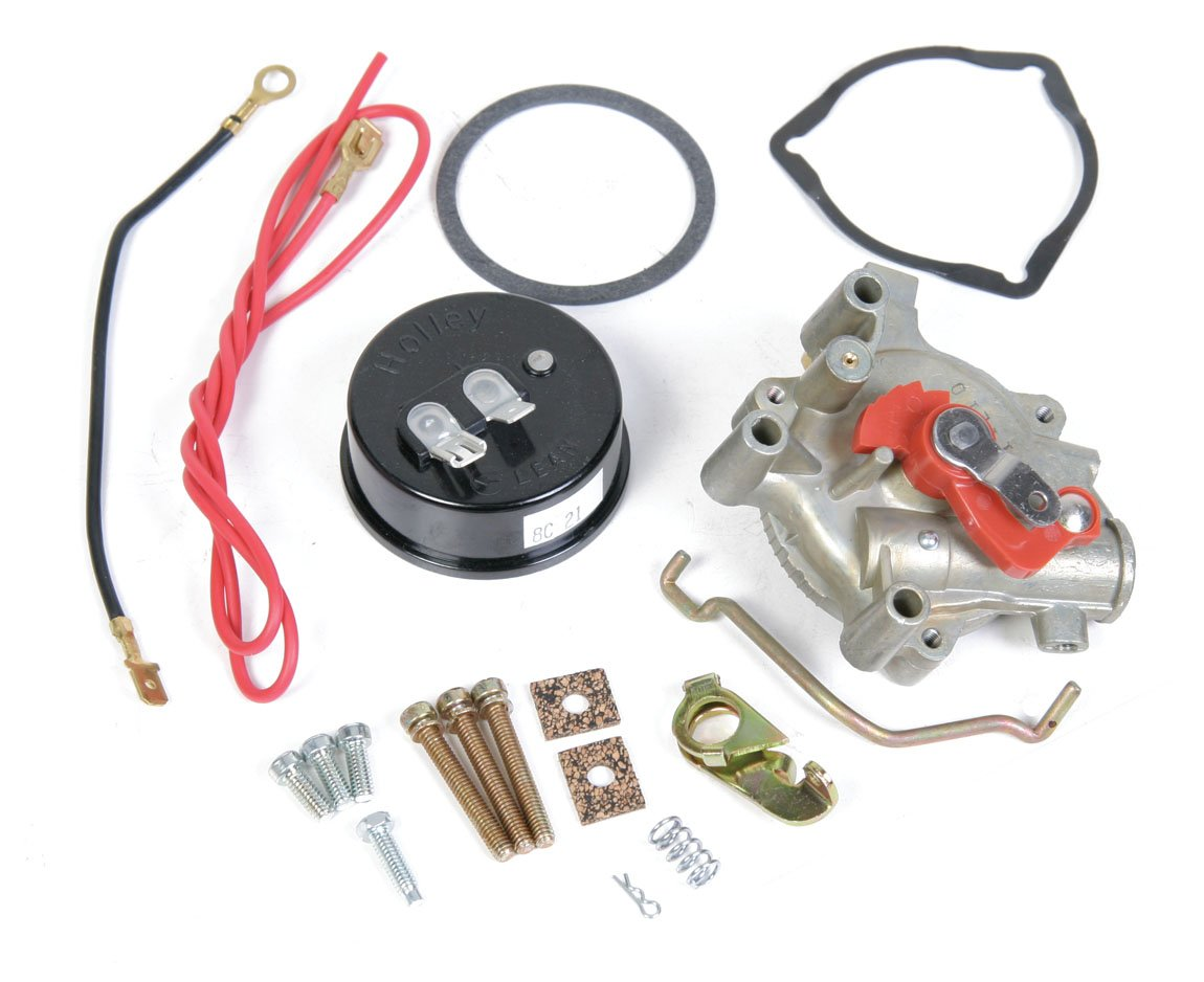 hight resolution of choke components holley performance products holley carb choke wiring diagram