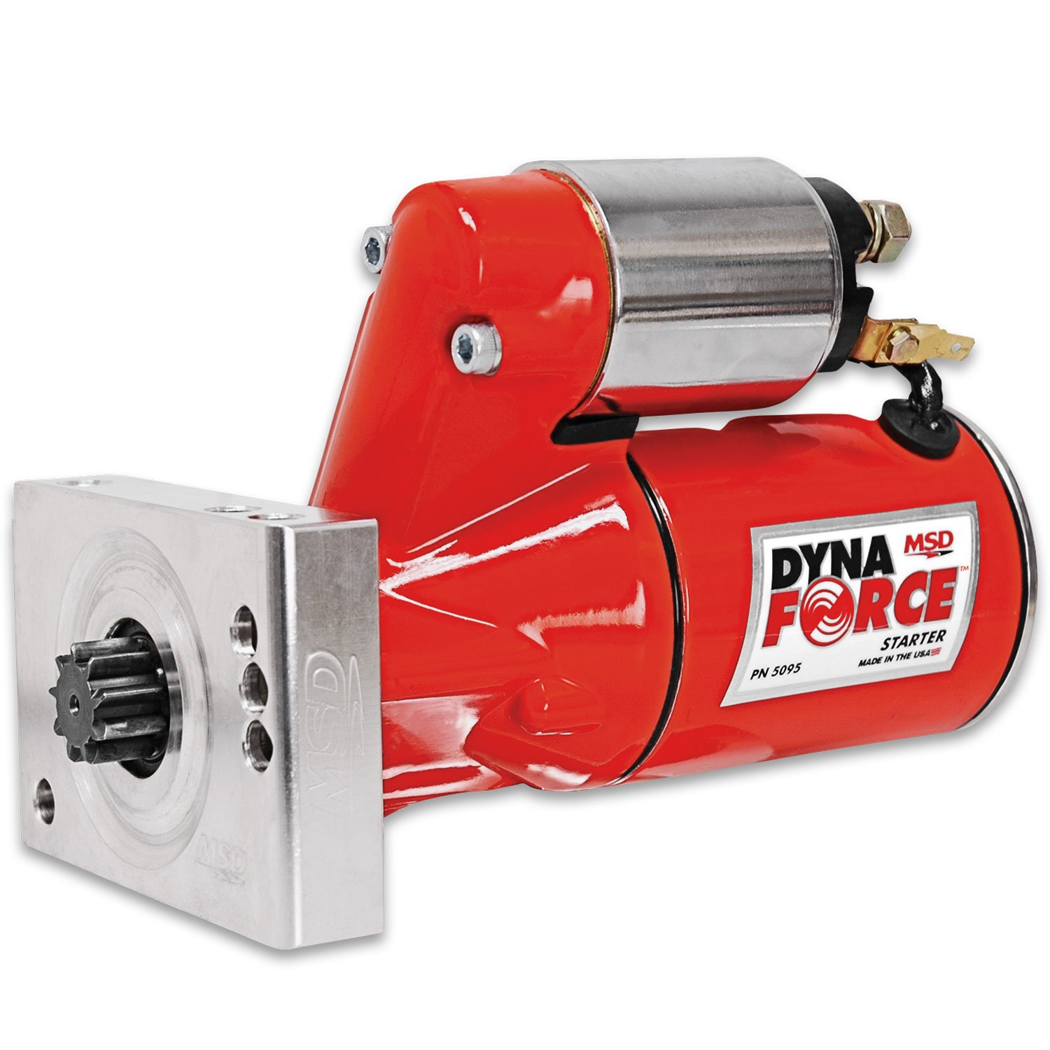 hight resolution of 5095 dynaforce starter chevy gm small and big block v8 image