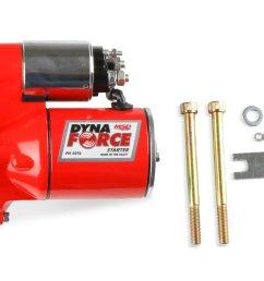 5096 msd red dynaforce starter gm ls1 ls7 engines image [ 5114 x 2936 Pixel ]