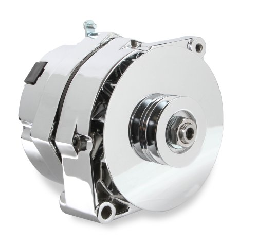 small resolution of 51203cg mr gasket 1 wire alternator 140 amp chrome finish image