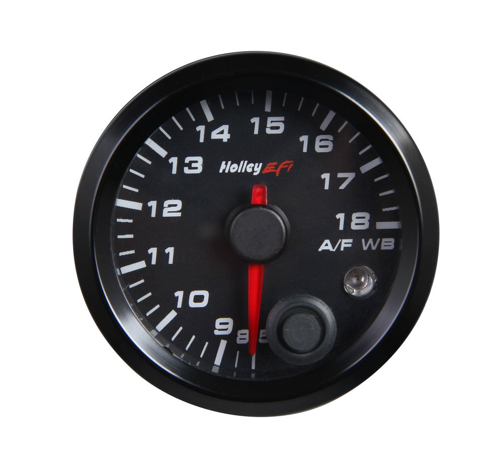 hight resolution of 534 215 holley efi standalone air fuel wideband 02 gauge kit image