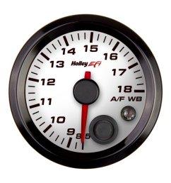 534 215w holley efi standalone air fuel wideband 02 gauge kit image [ 2081 x 2081 Pixel ]