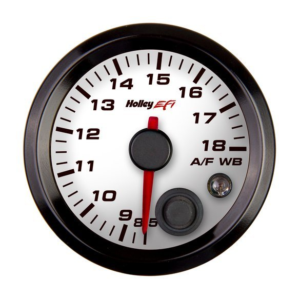 hight resolution of 534 215w holley efi standalone air fuel wideband 02 gauge kit image