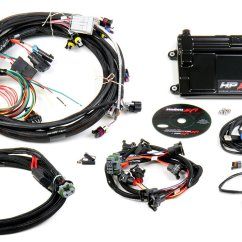 4l80 Wiring Diagram For Security Camera Ls Efi Systems Holley Performance Products Hp Ecu Harness Kits