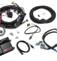 hp efi ecu harness kits [ 1745 x 1243 Pixel ]