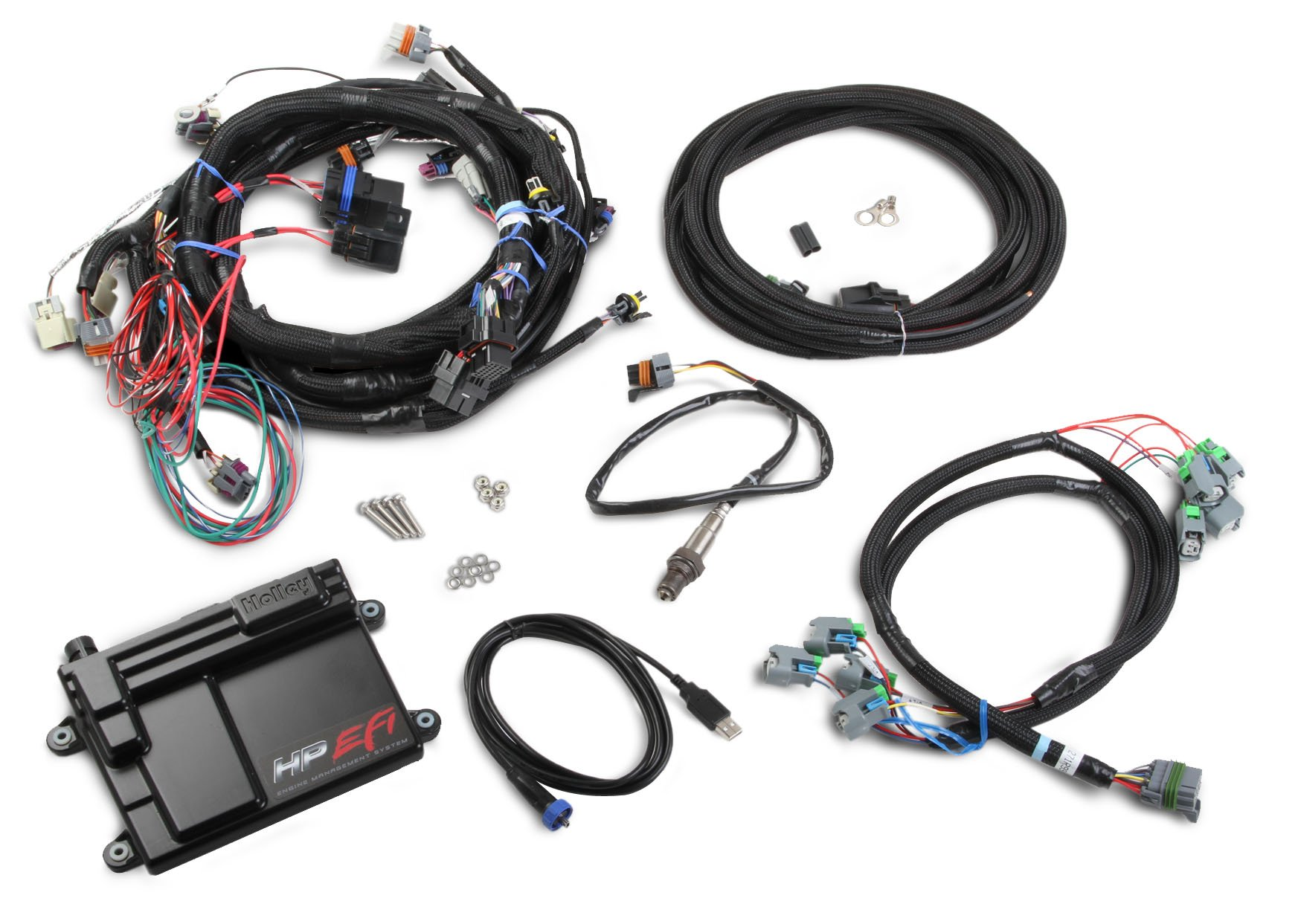 hight resolution of hp efi ecu harness kits