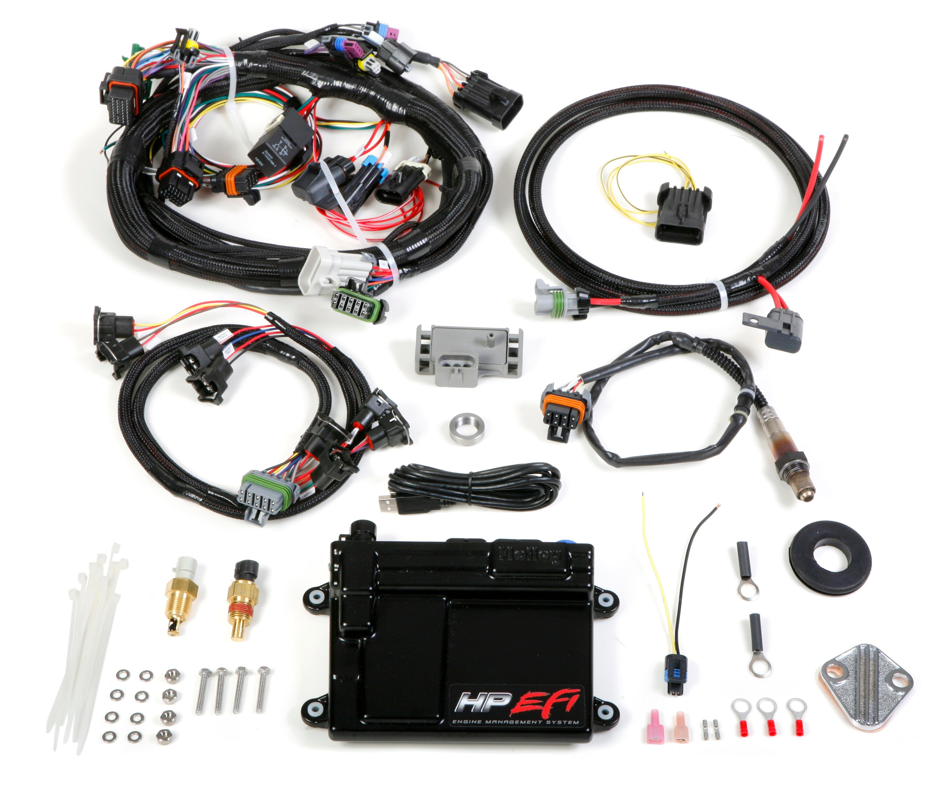 vn v8 ecu wiring diagram 2003 softail holley efi 550 604 hp and harness kits