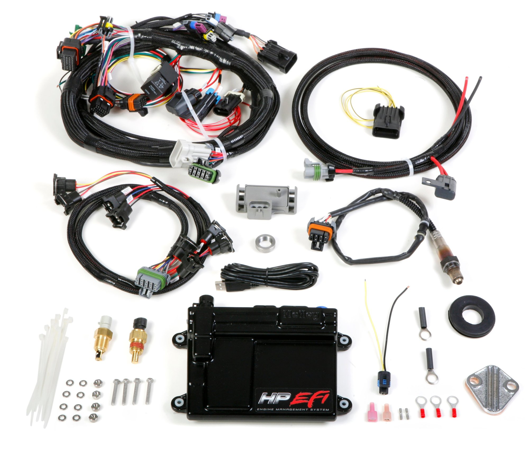hight resolution of holley efi 550 604 hp efi ecu harness kits holley ls wiring harness diagram holley wiring harness