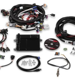 hp efi ecu harness kits [ 4447 x 3350 Pixel ]