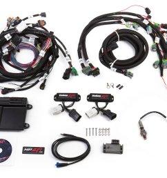 550 618n hp efi ecu harness kits image [ 4788 x 3604 Pixel ]