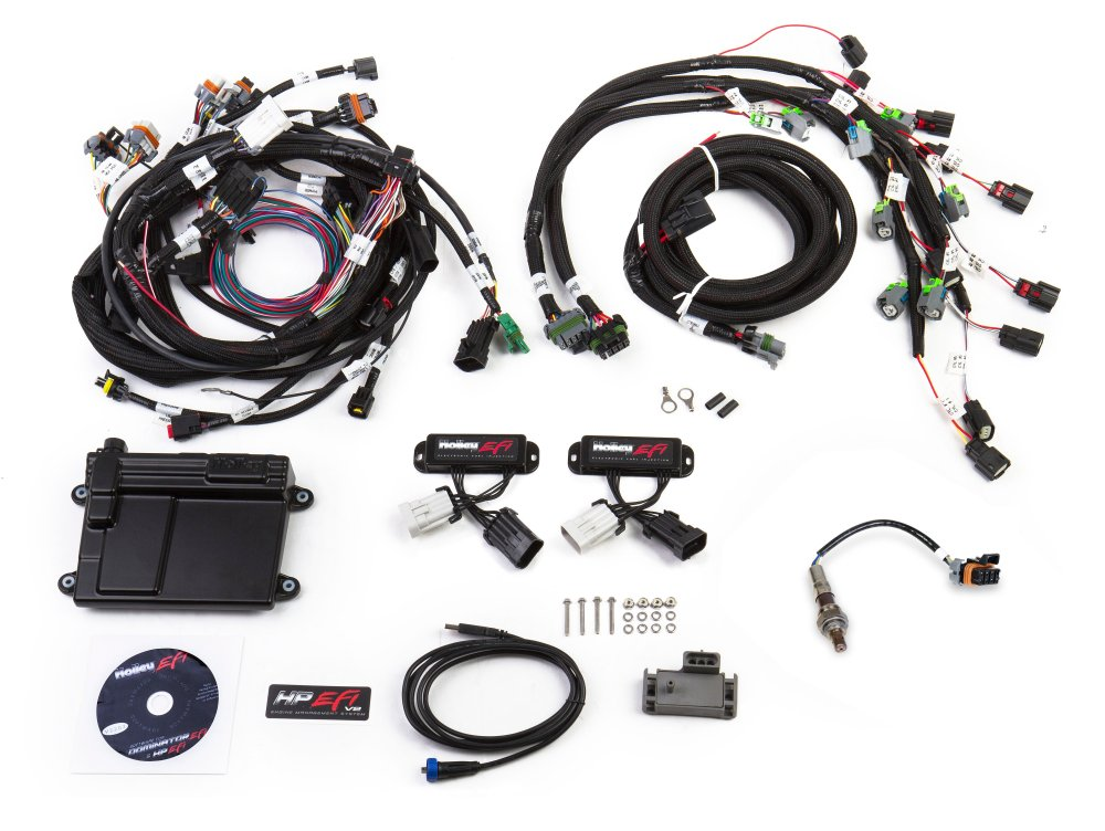 medium resolution of 550 618n hp efi ecu harness kits image