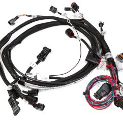 Holley Dominator Efi Wiring Diagram 2003 Ez Go 36 Volt 558 106 Gen Iii Hemi Main Harness Early Crank