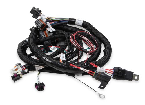 small resolution of holley efi 558 111 terminator efi main wiring harness tbi lsx 24x holley ls1 wiring harness holley wiring harness