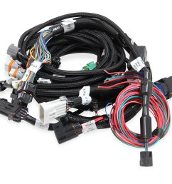 558 113 ford modular 2v 4v main harness for use with holley smart [ 4368 x 3636 Pixel ]