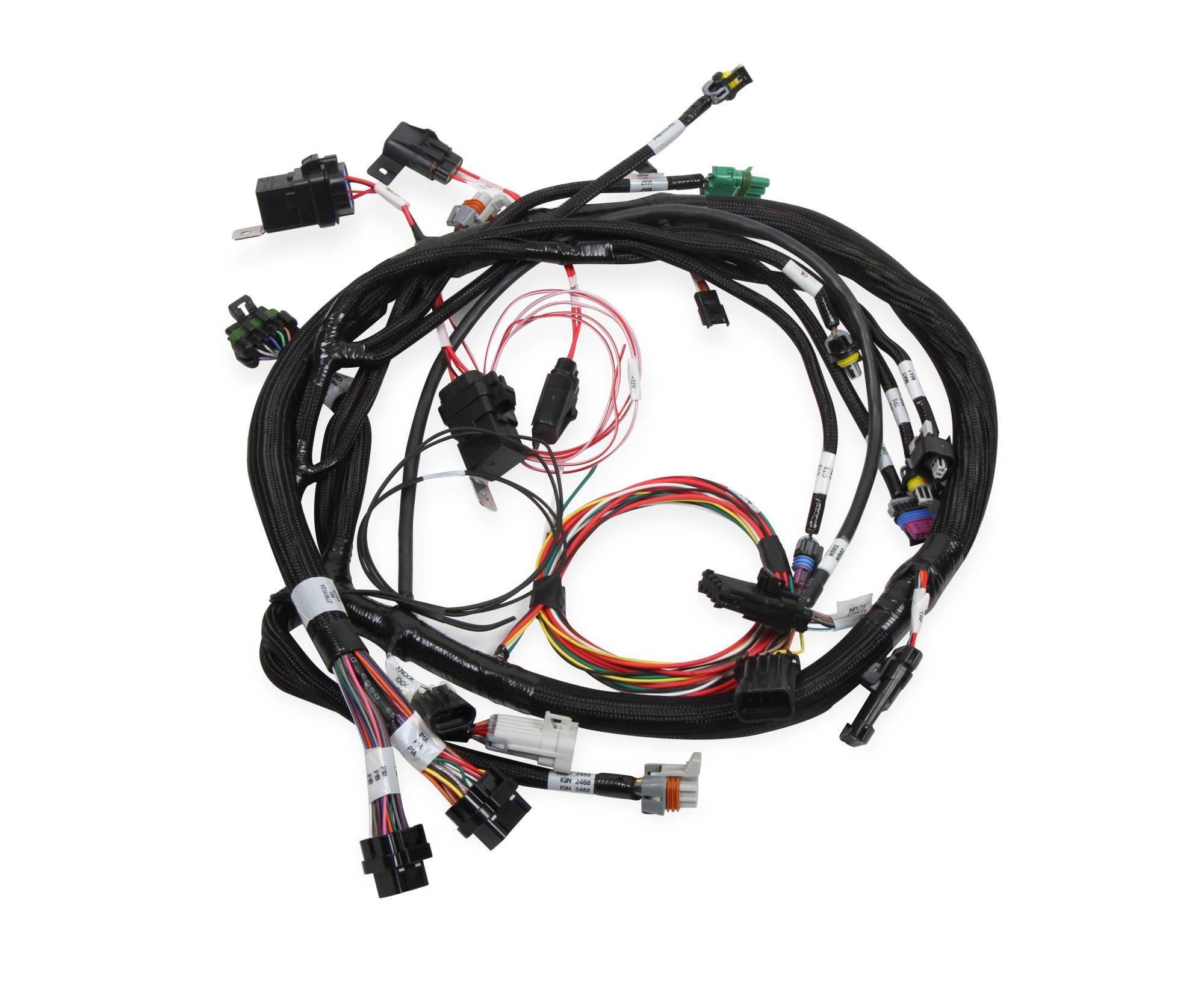 hight resolution of 558 117 universal mpfi coil on plug main harness image