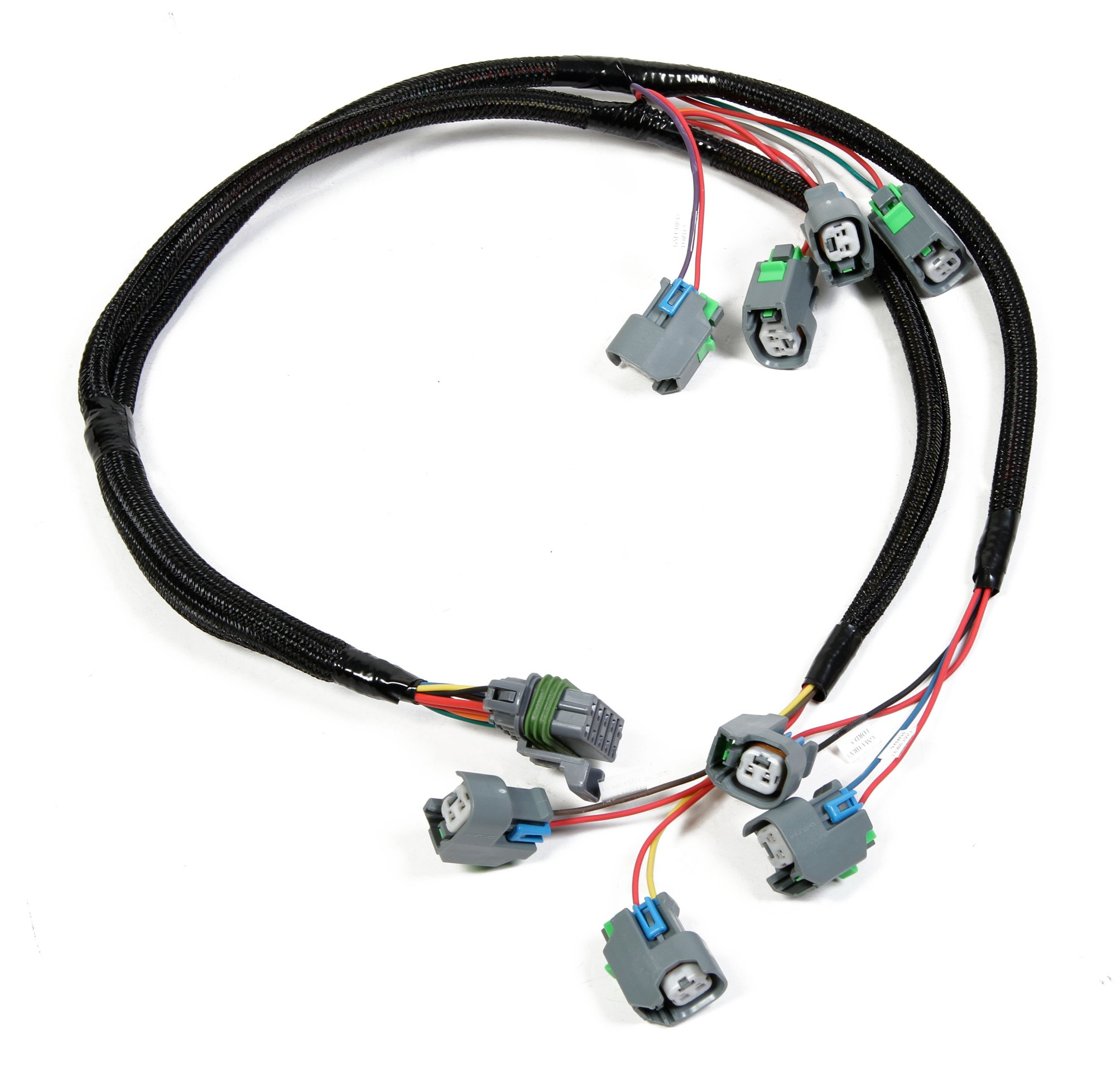 hight resolution of 558 201 lsx injector harness for ev6 style injectors image
