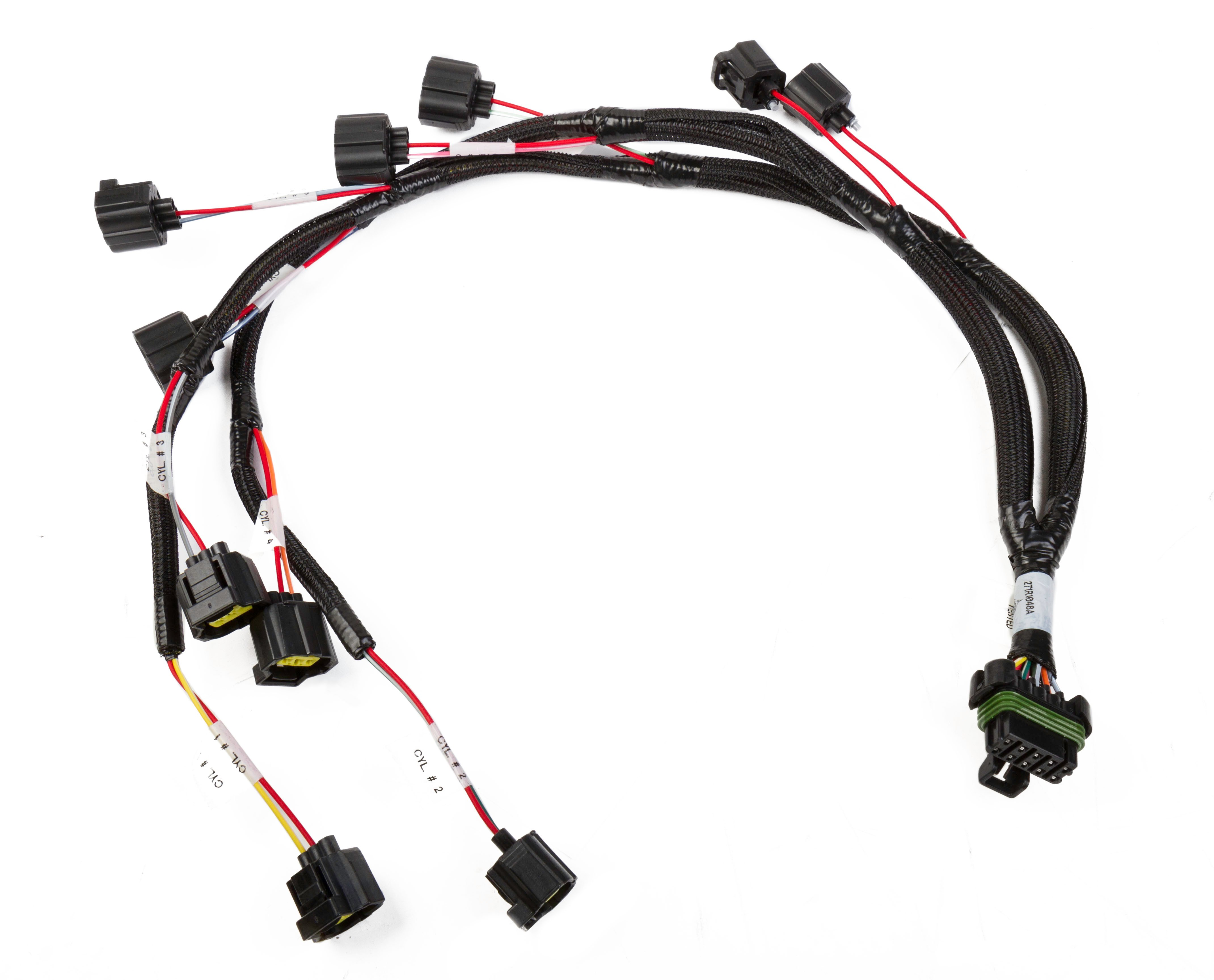 Holley Efi 558 311 Gen Iii Hemi Coil Harness