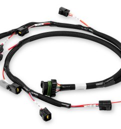 holley efi 558 314 ford 2v modular coil harness 2002 ford taurus heater coil 558 314 [ 4314 x 3270 Pixel ]