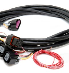 558 411 dominator efi gm dual drive by wire harness image [ 4374 x 2748 Pixel ]
