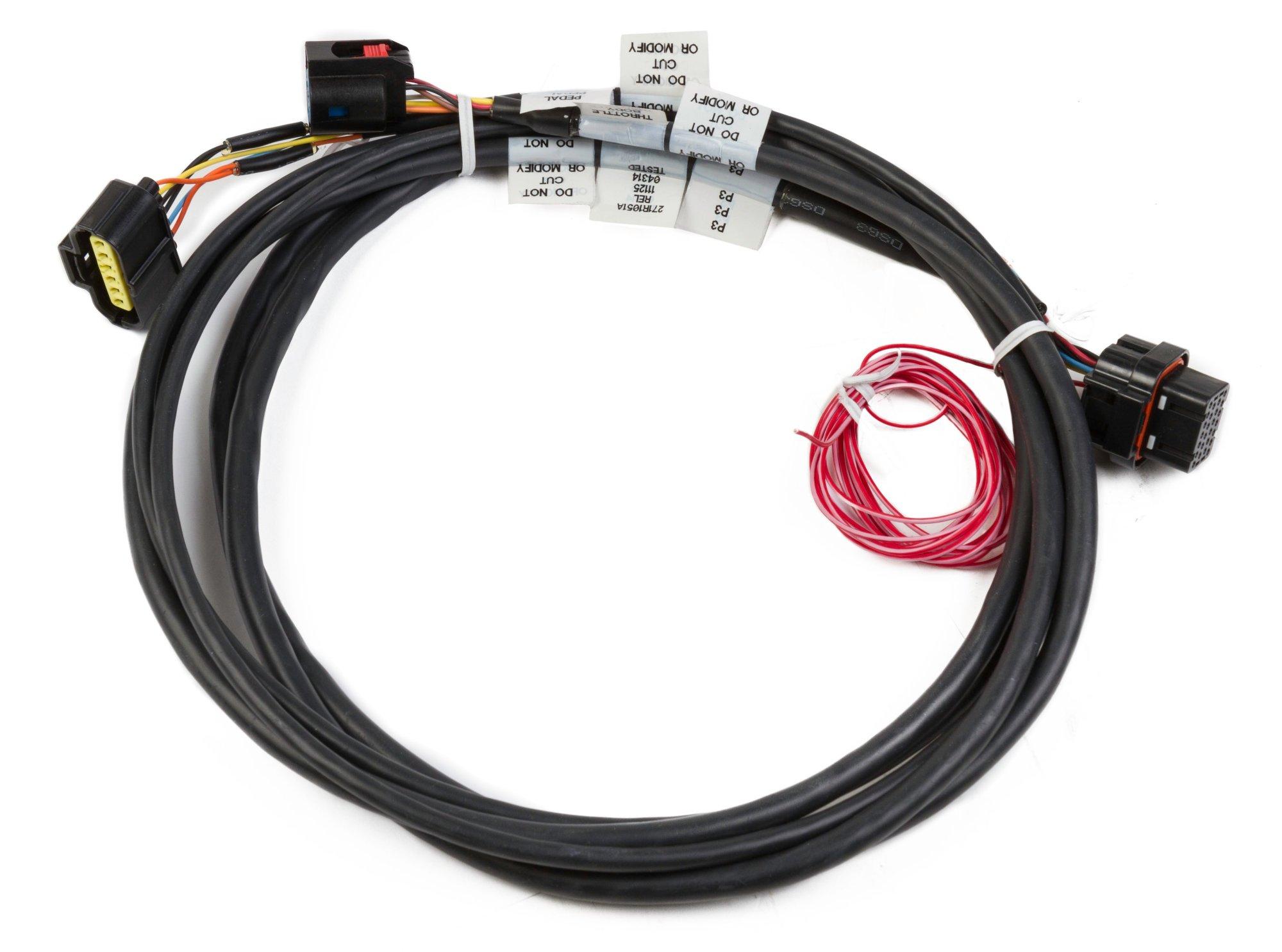 hight resolution of holley efi 558 417 gen iii hemi drive by wire harness early pedal 5 7 hemi swap wiring harness hemi wiring harness