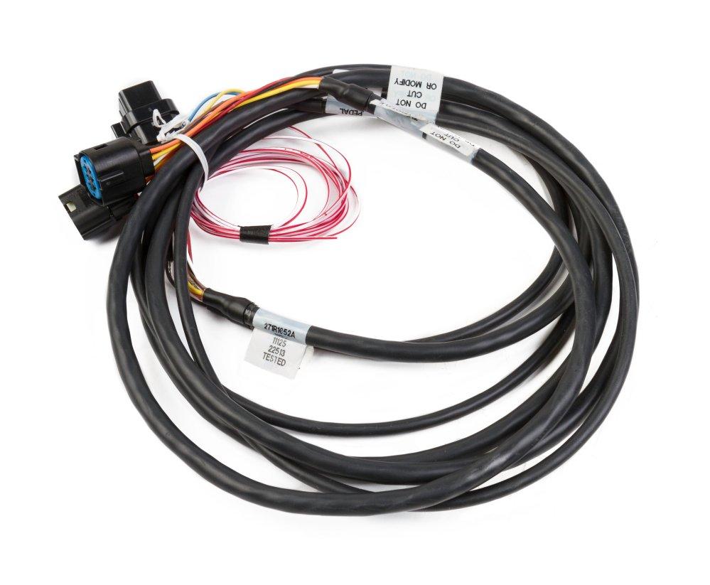 medium resolution of holley efi 558 418 gen iii hemi drive by wire harness late pedal hemi swap wiring harness hemi wiring harness