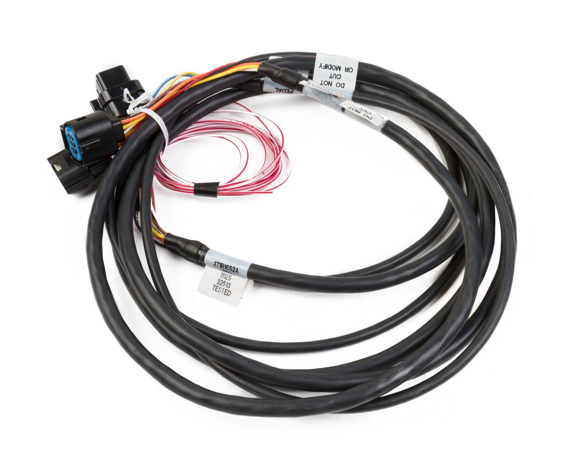 hight resolution of holley efi 558 418 gen iii hemi drive by wire harness late pedal hemi swap wiring harness hemi wiring harness