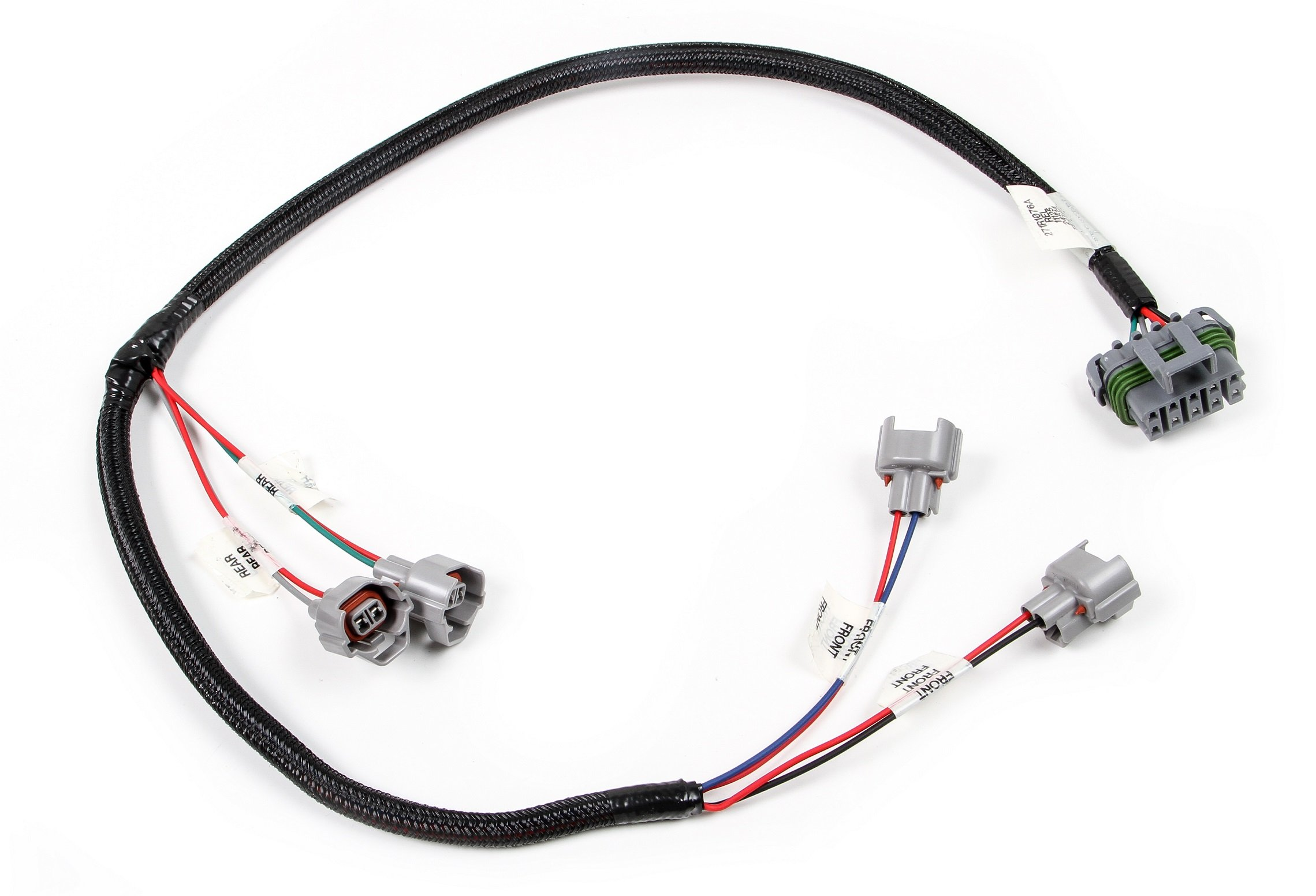 Holley EFI 558-440 Universal 4 EV14 Cylinder Injector Harness