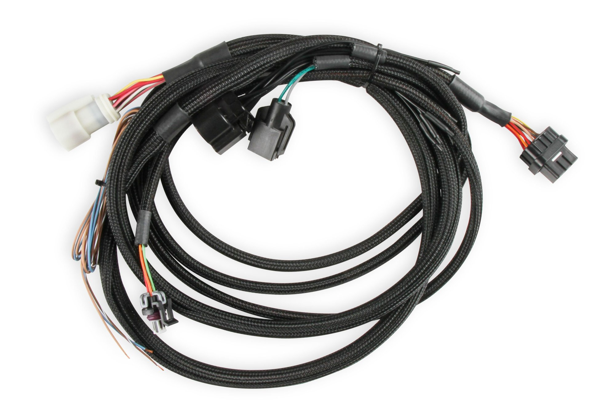 hight resolution of 558 471 1992 1997 ford aode 4r70w transmission control harness image
