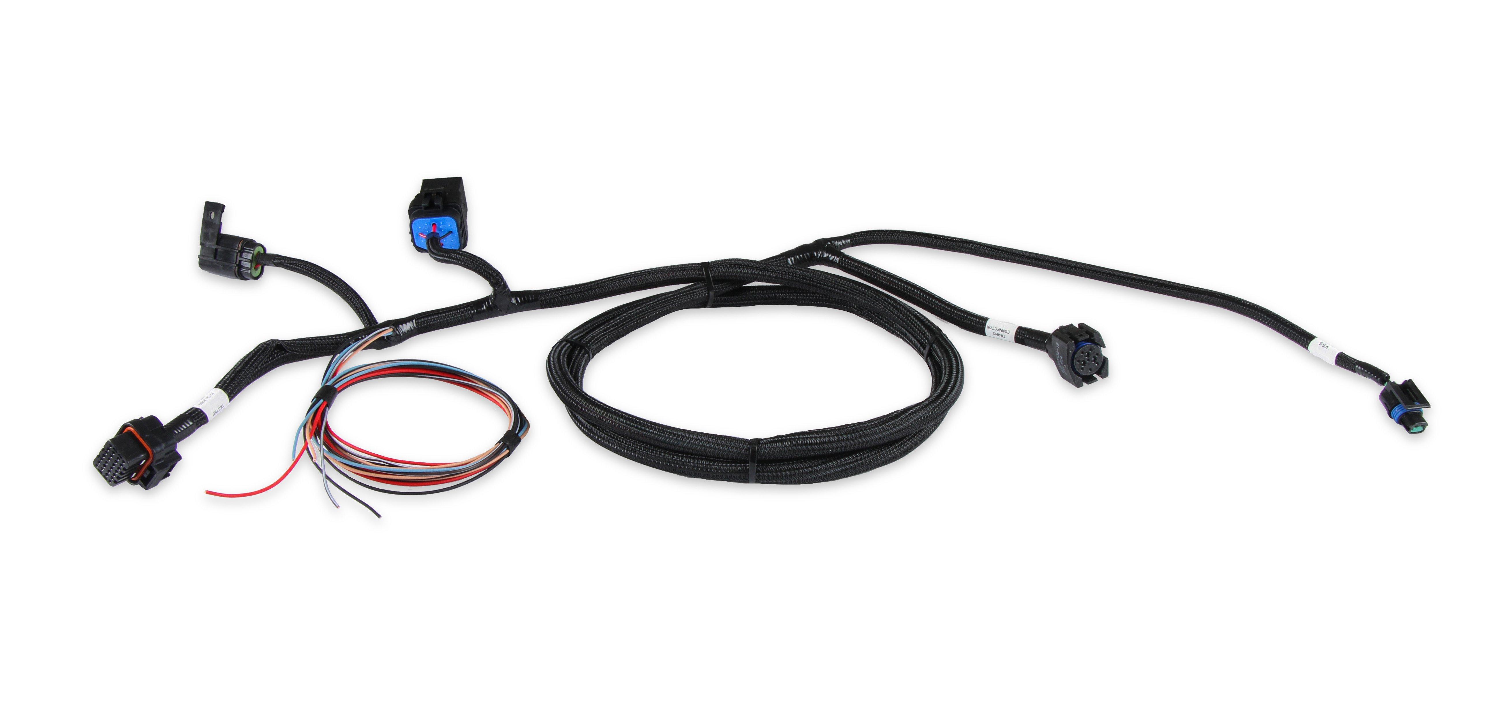Holley EFI 558-473 Chrysler 46RE Transmission Control Harness